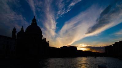 Basilica di Santa Maria della Salute - Venice, Italy (2016)